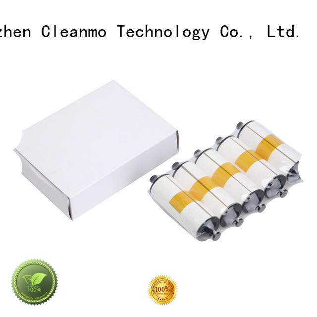 Cleanmo safe zebra cleaning card wholesale for cleaning dirt