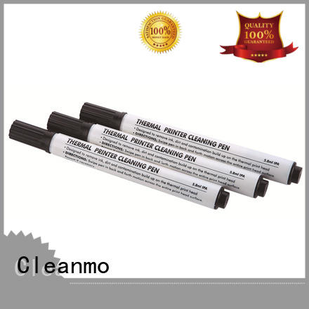 Cleanmo Electronic-grade IPA Snap Swab laser printer cleaning kit wholesale for Cleaning Printhead