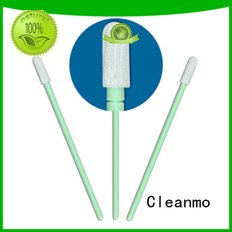 high quality dacron swab double-layer knitted polyester supplier for printers