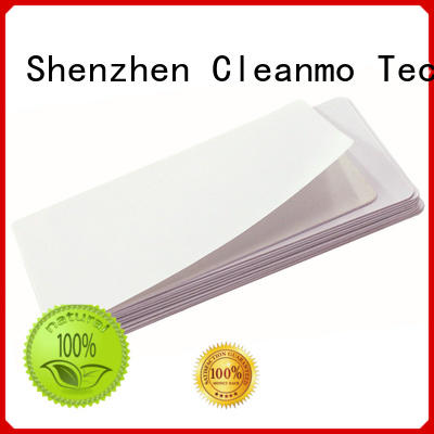 Cleanmo High and Low Tack Double Coated Tape Dai Nippon IPA Cleaning wipes supplier for DNP CX-210, CX-320 & CX-330 Printers