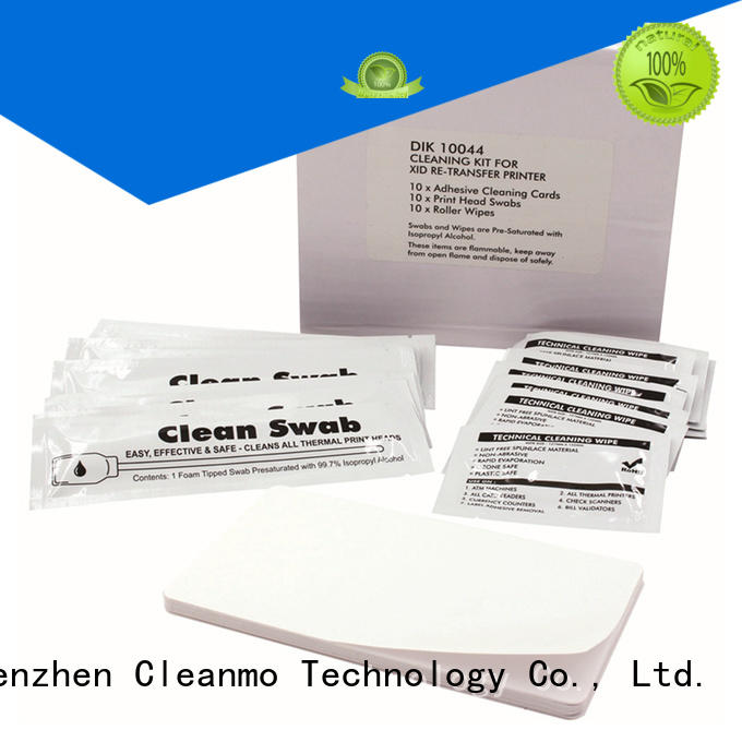 durable Matica DRY Cleaning CardsNon Woven manufacturer for XID 580i printer