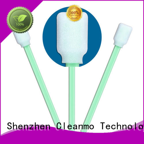 Cleanmo affordable ear swab supplier for Micro-mechanical cleaning