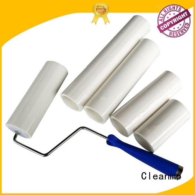 Cleanmo effective tacky roller wholesale for cleaning