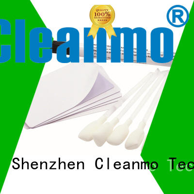 Cleanmo pvc print cleaner factory price for ID card printers