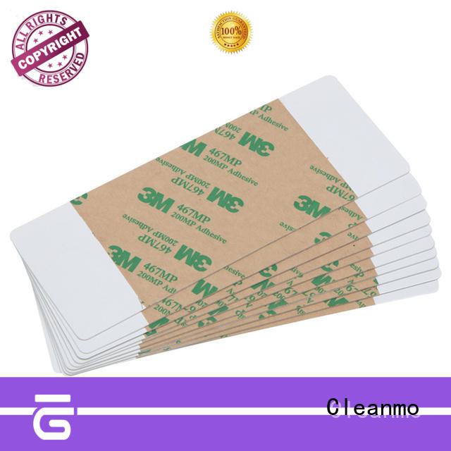 efficient print cleaner low-tack adhesive paper supplier for ImageCard Select