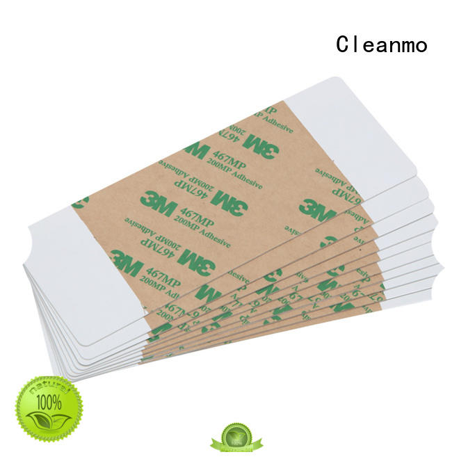 Cleanmo efficient printer cleaning card factory for ImageCard Select