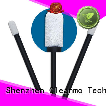 Polyurethane Foam gauze swabs supplier for excess materials cleaning Cleanmo
