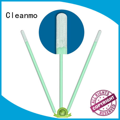 cost-effective clean tips swabs double layers of microfiber fabric manufacturer for Micro-mechanical cleaning