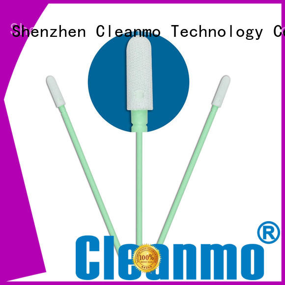 Cleanmo ESD-safe swab applicator manufacturer for general purpose cleaning