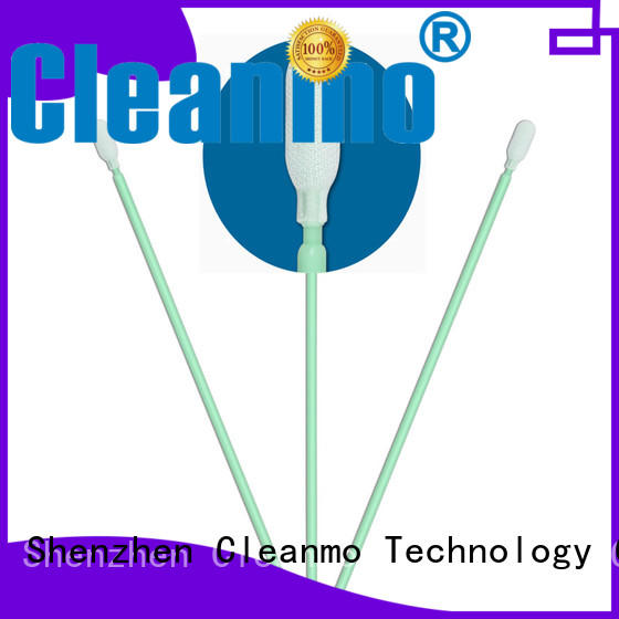 high quality dacron tipped swab flexible paddle wholesale for optical sensors