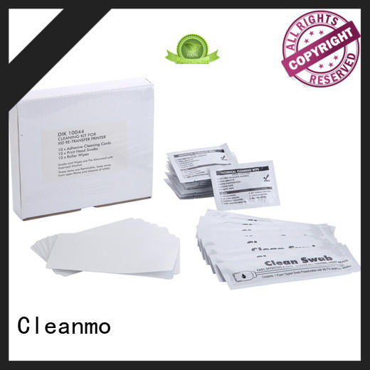Cleanmo aluminium foil packing ipa cleaner factory for the cleaning rollers