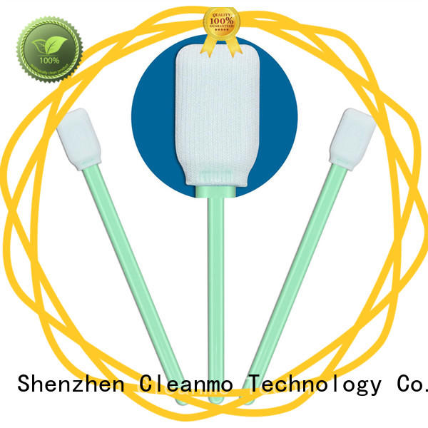 compatible swab double-layer knitted polyester wholesale for general purpose cleaning