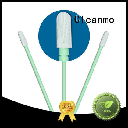 Cleanmo good quality toothette oral swabs supplier for microscopes