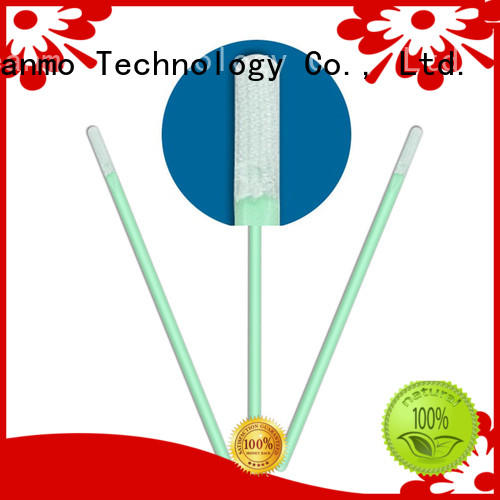 Cleanmo ESD-safe cleaning swabs foam manufacturer for excess materials cleaning