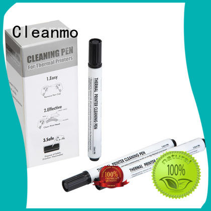 Cleanmo effective printer cleaner supplier for the cleaning rollers