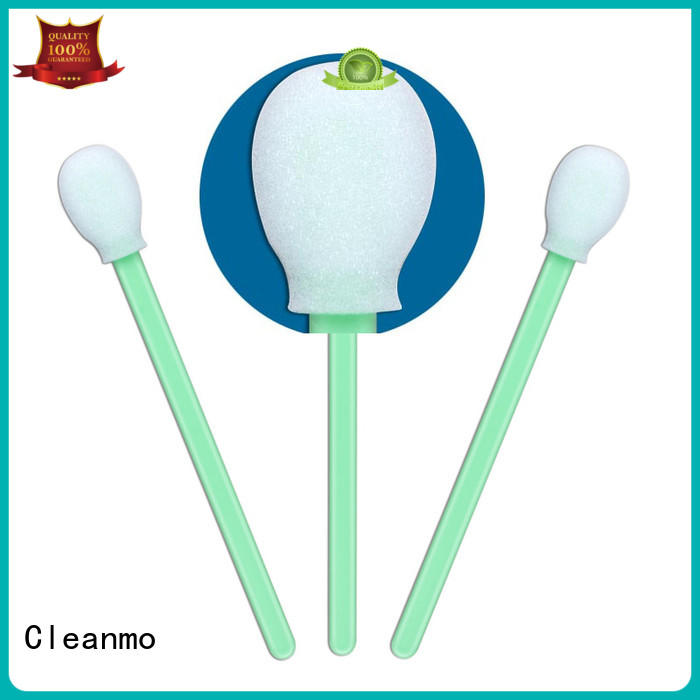 Cleanmo affordable baby cotton ear buds supplier for Micro-mechanical cleaning