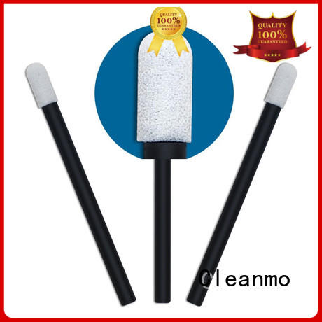 Cleanmo Polyurethane Foam cleaning swab factory price for Micro-mechanical cleaning
