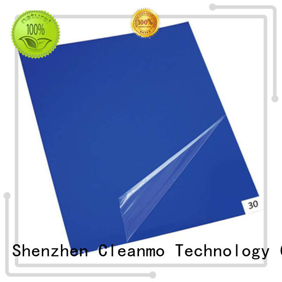 entry mat polystyrene film sheets for cleanroom entrances Cleanmo