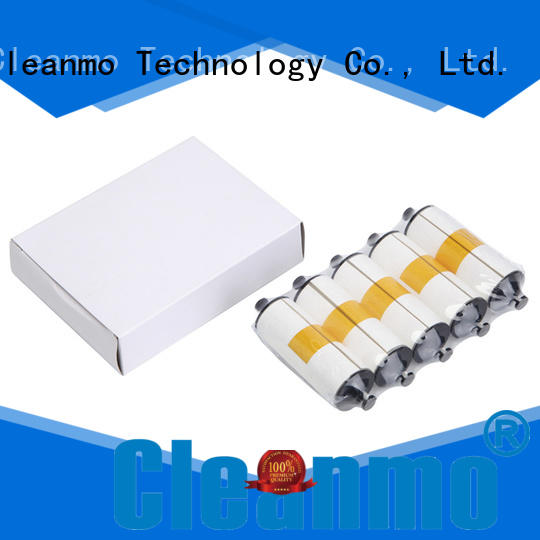 Cleanmo durable zebra printer cleaning factory for cleaning dirt