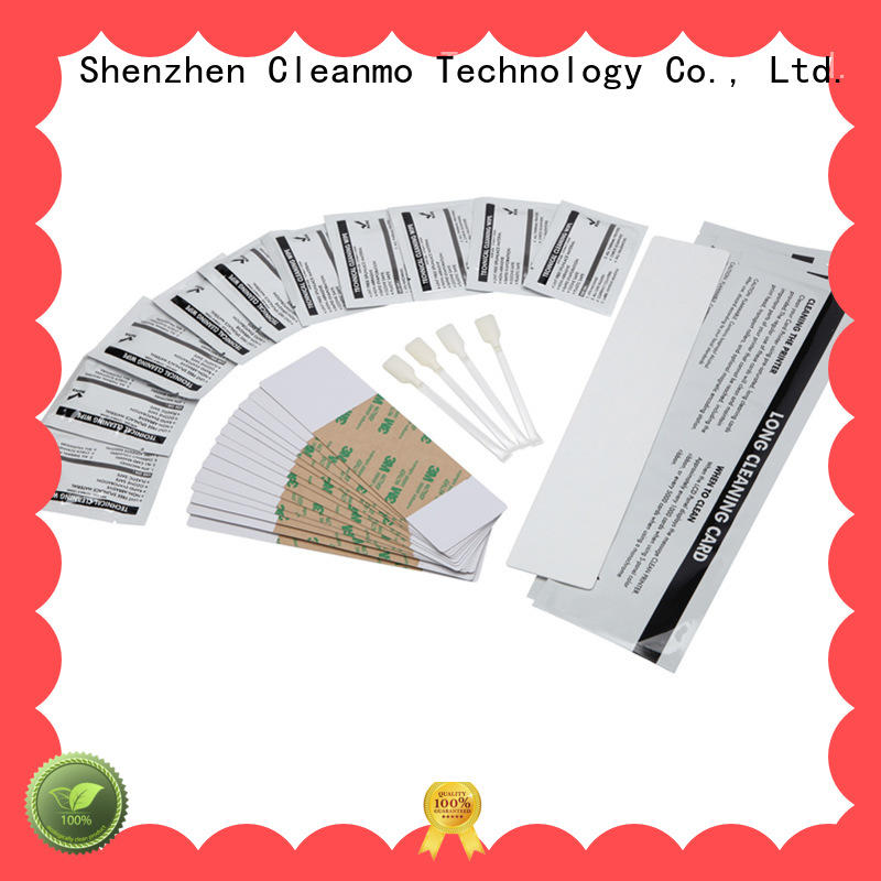 disposable fargo cleaning kit PVC manufacturer for HDP5000