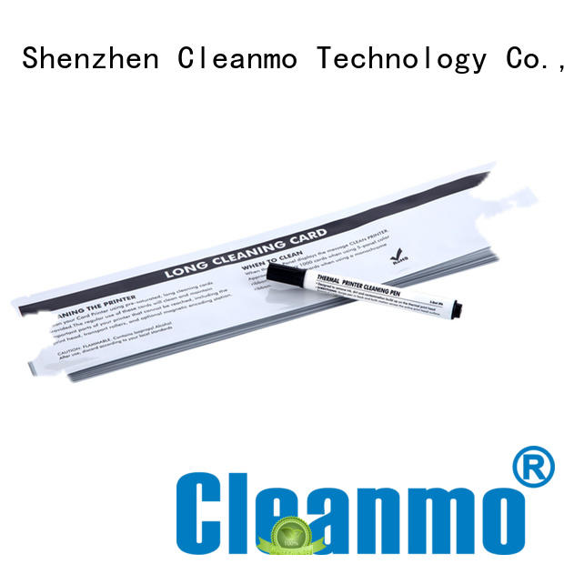 Cleanmo effective magicard enduro cleaning kit manufacturer for the cleaning rollers