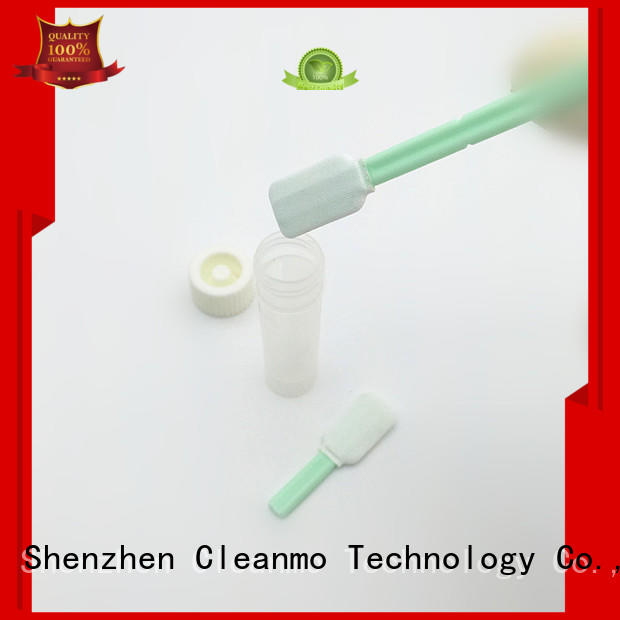 Cleanmo efficient Surface Sampling Swabs wholesale for the analysis of rinse water samples