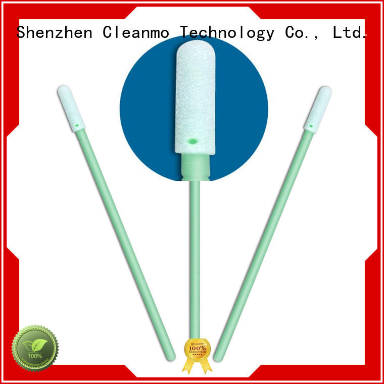 Cleanmo affordable chlamydia swab factory price for Micro-mechanical cleaning