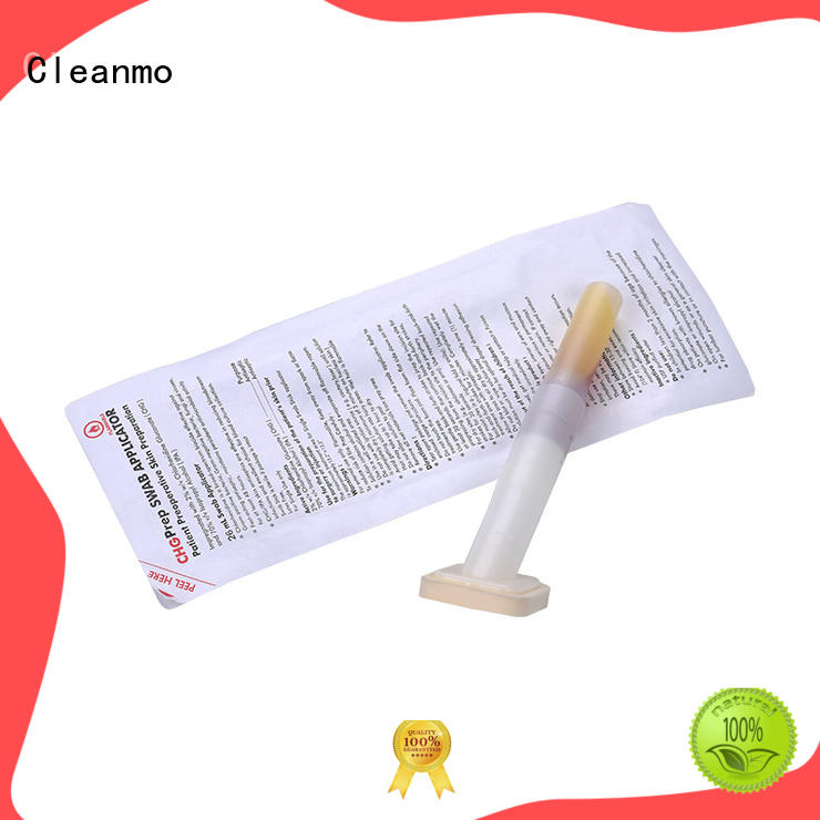 convenient cotton tipped applicators white ABS handle wholesale for routine venipunctures