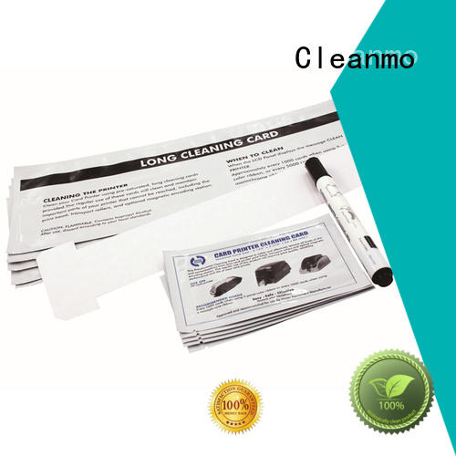 professional CR80 Cleaning Cards PVC manufacturer for Javelin J330i printers