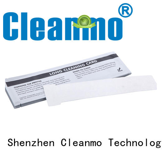 Cleanmo non woven printer cleaner supplier