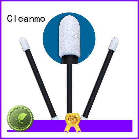 Cleanmo ESD-safe Polypropylene handle dna buccal swab supplier for general purpose cleaning