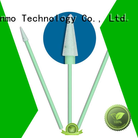 Cleanmo affordable lint free swabs wholesale for Micro-mechanical cleaning