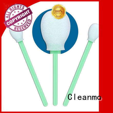 Cleanmo high quality cotton swab supplier for Micro-mechanical cleaning