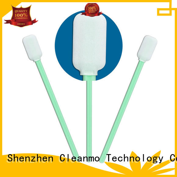 Cleanmo cost-effective electronics cleaning swab manufacturer for Micro-mechanical cleaning