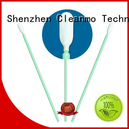 ESD-safe applicator swabs excellent chemical resistance factory price for excess materials cleaning