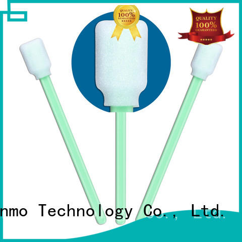 Cleanmo affordable cleaning swab manufacturer for Micro-mechanical cleaning