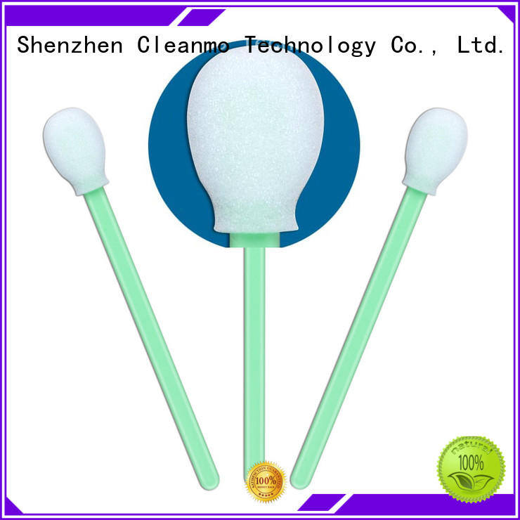 Cleanmo Brand swab Cleanmo silicone wipe mouth swab