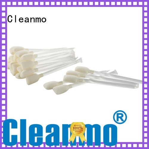 Cleanmo T shape zebra printer cleaning wholesale for Zebra P120i printer