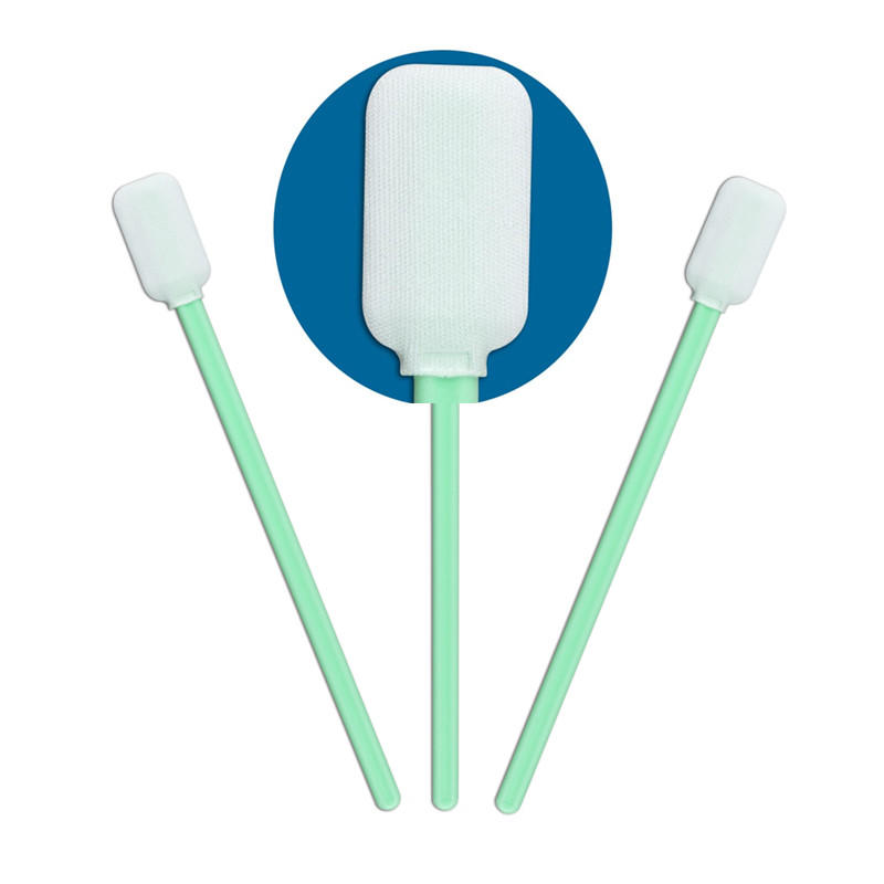 high quality swab applicator Polypropylene handle manufacturer for general purpose cleaning-2