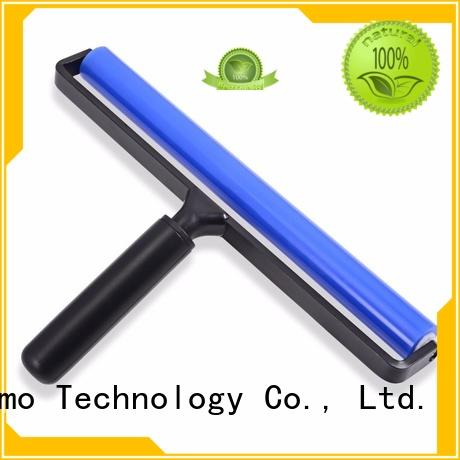 quick silicone roller Black Plastic wholesale for computer screen