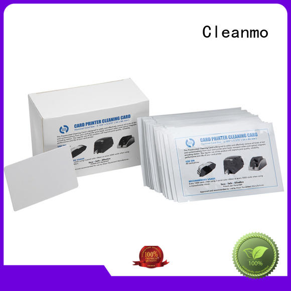 cost-effective credit card cleaner pvc wholesale for Smart Card Readers