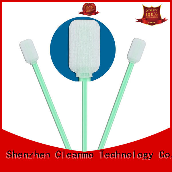 good quality electronics swab flexible paddle manufacturer for general purpose cleaning