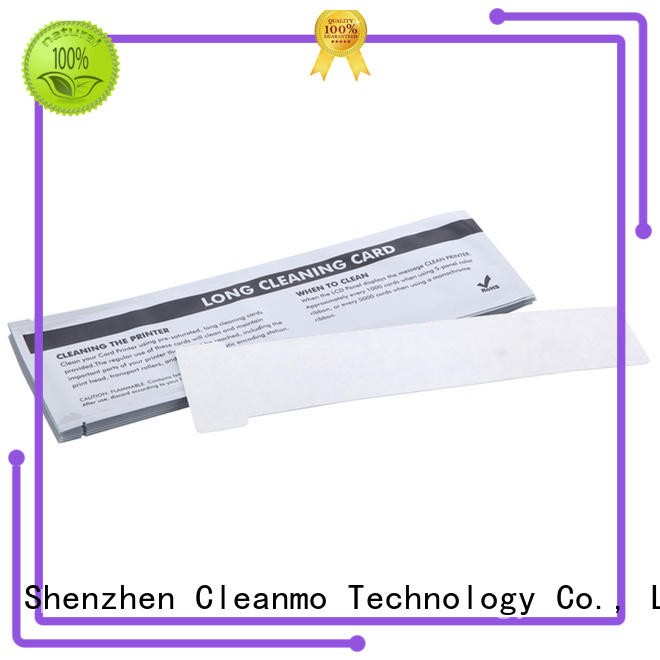 Cleanmo high quality printer cleaner wholesale for prima printers