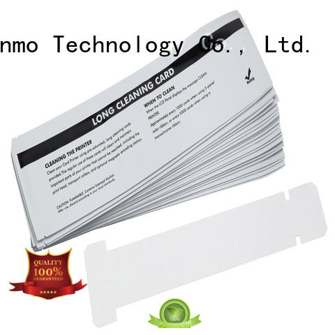 durable zebra cleaners T shape manufacturer for Zebra P120i printer