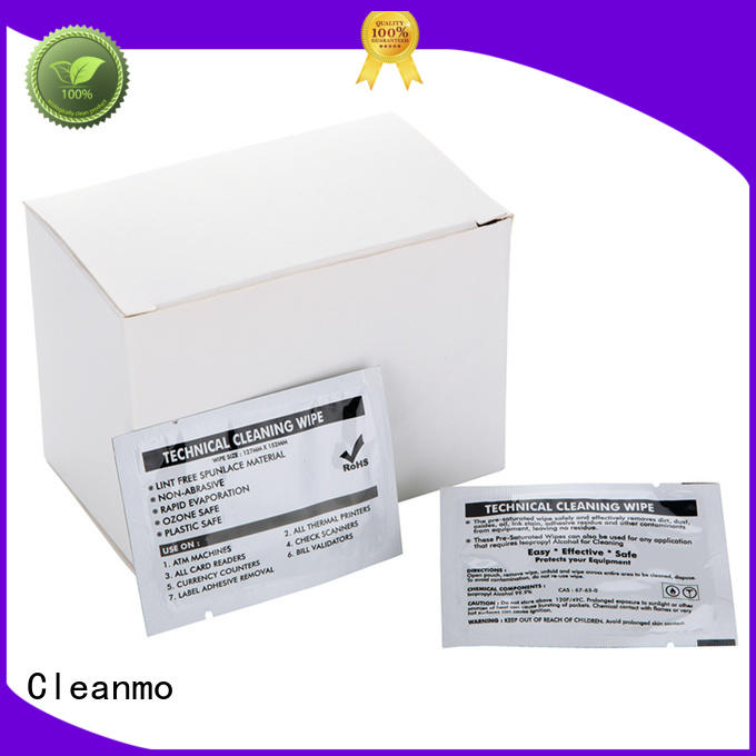 Cleanmo quick printer cleaning supplies supplier for Cleaning Printhead