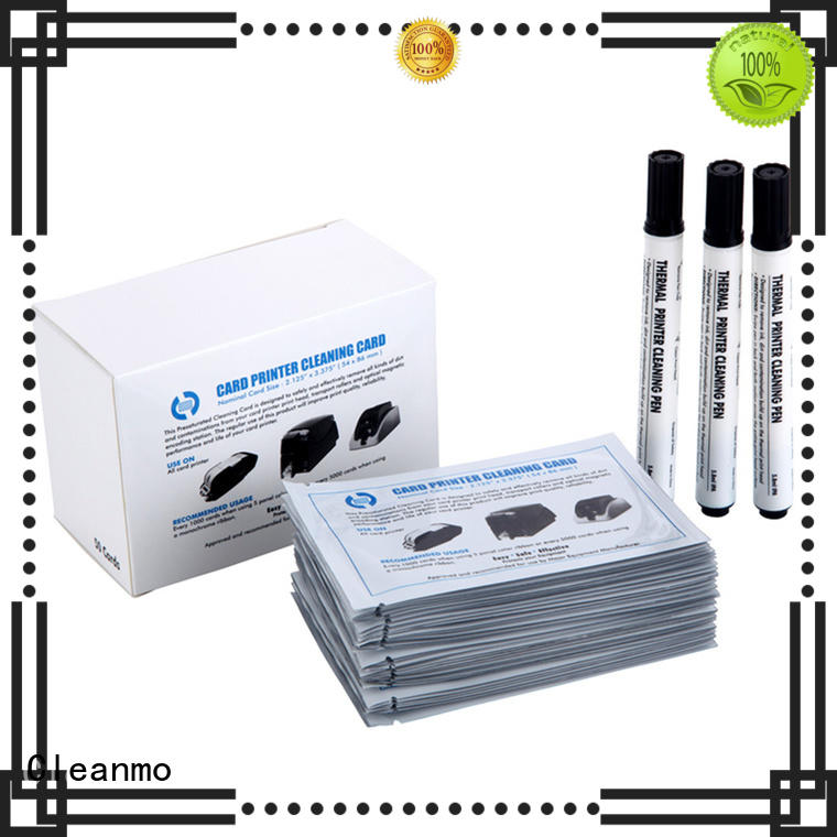 Cleanmo sponge magicard enduro cleaning kit factory for the cleaning rollers