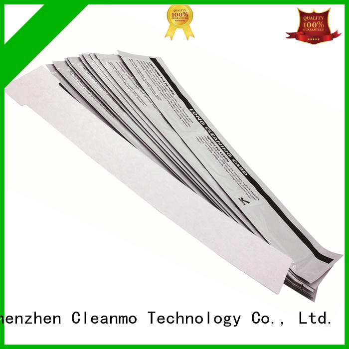 effective lens cleaning swabs PVC wholesale for SMART 50 Printers
