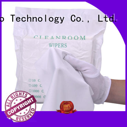 smooth lens wipes microfiber yarns wholesale for stainless steel surface cleaning