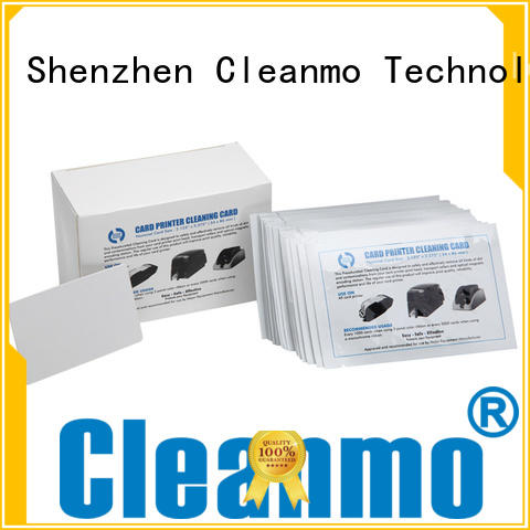 card designed card reader cleaning card cleaning Cleanmo