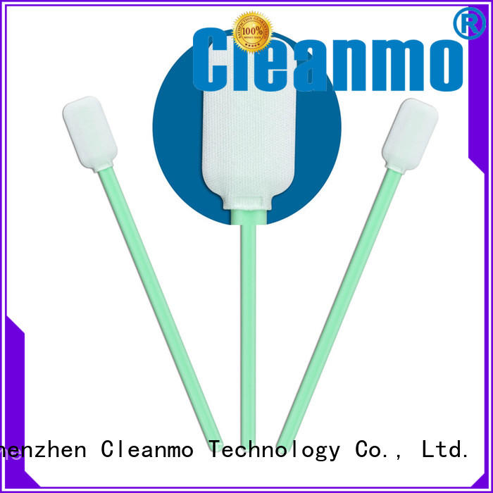 Cleanmo affordable swab applicator supplier for general purpose cleaning